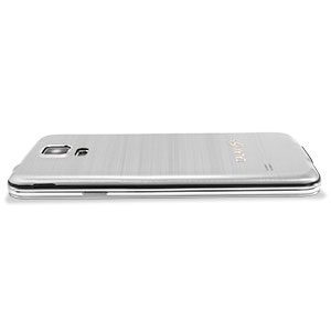 Replacement Back Cover for Samsung Galaxy S5 - Silver