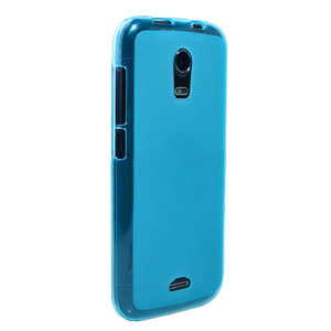 Flexishield Wiko Darkmoon Case - Blue