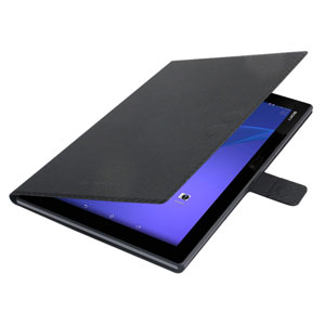 Roxfit Xperia Z2 / Z Tablet Case - Carbon Black