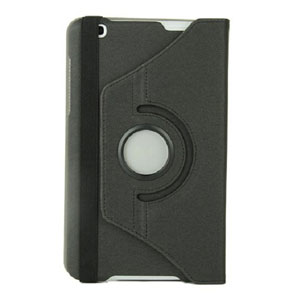 Rotating LG G Pad 8.3 Stand Case - Dark Grey