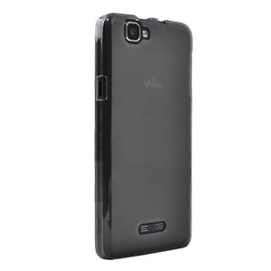 Flexishield Wiko Rainbow Case - Black