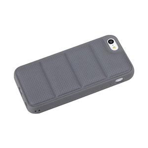 ROCK Pillow iPhone 5C Protective Case - Grey