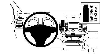 Volkswagon Sharan 11-14/Seat Alhambra 11-14