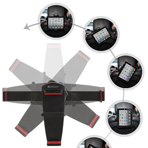 ExoMount - Tablet Headrest Mount