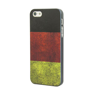 World Cup Flag iPhone 5S / 5 Case - Germany