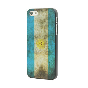 World Cup Flag iPhone 5S / 5 Case - Argentina
