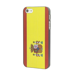 World Cup Flag iPhone 5S / 5 Case - Spain