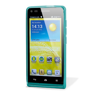 Flexishield EE Kestrel Gel Case - Blue