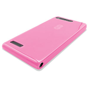 Flexishield EE Kestrel Gel Case - Pink
