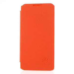 Official Huawei Ascend Y530 Flip Case - Orange
