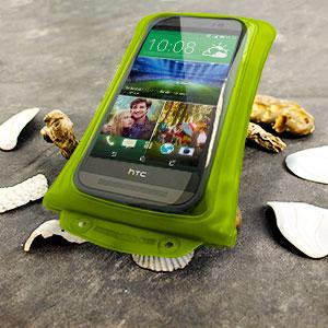 Housse Waterproof Universelle DiCAPac Smartphone jusqu'à 5.7'' – Verte