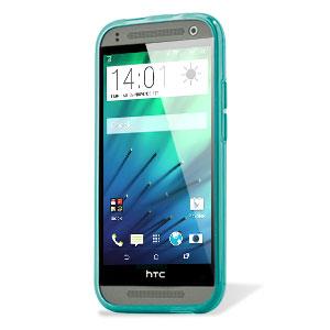 FlexiShield HTC One Mini 2 Gel Case - Light Blue
