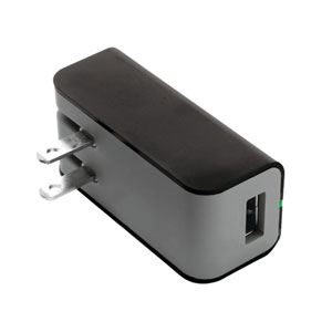 Griffin US 2.1A AC USB Wall Charger with 30 Pin iPad/iPhone Cable