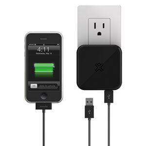 XtremeMac InCharge Home LT 2.1A Dual USB World Wall Charger