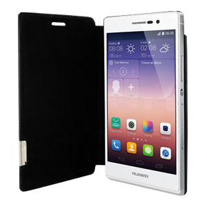 Piel Frama FramaSlim Huawei Ascend P7 Case - Black