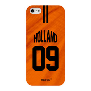World Cup iPhone 5S / 5 Football Shirt Case - Holland