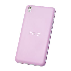Official HTC Desire 816 Flip Case - Pink