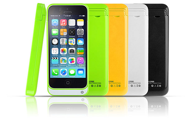 Power Jacket 2200mAh for iPhone 5C