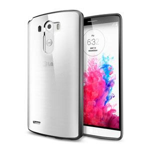 Spigen Ultra Hybrid LG G3 Case - Gunmetal