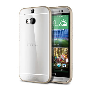 Spigen Ultra HTC One M8 Case - Gold