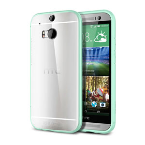 Spigen Ultra HTC One M8 Case - Mint
