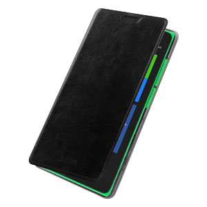 MOFI Rui Series Nokia XL Folio Stand Case - Black