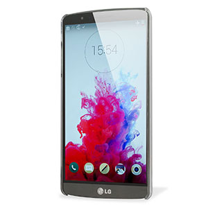Polycarbonate LG G3 Shell Case - 100% Clear
