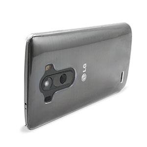 FlexiShield Ultra-Thin LG G3 Gel Case - 100% Clear