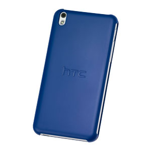 Official HTC Desire 610 Flip Case Blue