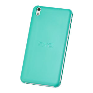 Official HTC Desire 610 Flip Case Green