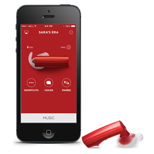 Jawbone ERA 2014 Bluetooth Headset - Black Streak