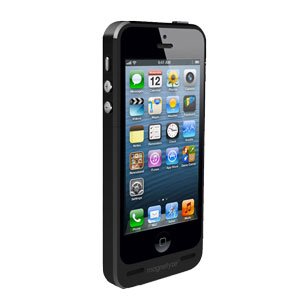 Magnetyze Magnetic Charging & Protective iPhone 5S / 5 Case - Black