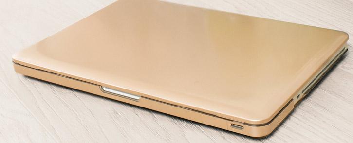 ToughGuard MacBook Pro 13 Hard Case - Champagne Gold