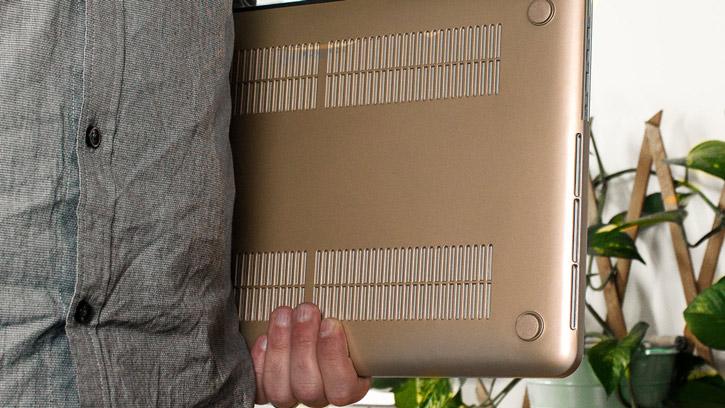 Toughguard MacBook Pro 15 Hard Case - Champagne Gold