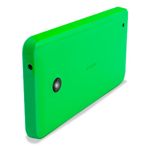 Official Nokia Lumia 635 /  630 Shell - Green