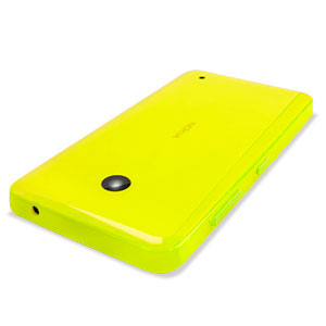 Official Nokia Lumia 635 / 630 Shell - Yellow
