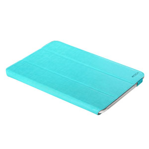 Rock Flexible Series Samsung Galaxy Tab 3 10.1 Case - Blue