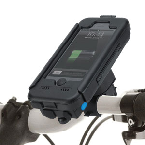 Tigra Sport BikeConsole Power Plus Bike Mount for iPhone 5S / 5