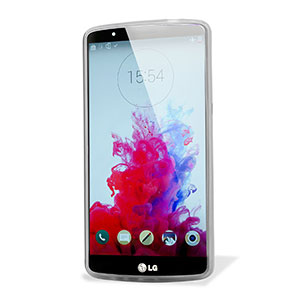 Flexishield LG G3 Case - Frost White