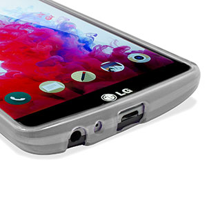 Flexishield LG G3 Case - Frost White