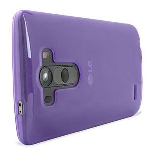Flexishield LG G3 Case - Purple