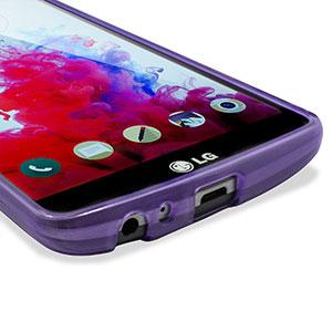Flexishield LG G3 Case - Purple