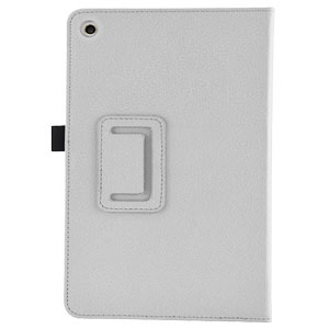 Stand and Type EE Eagle Case - White