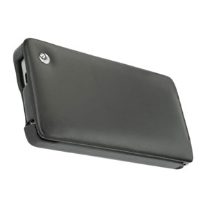 Noreve Tradition EE Kestrel Leather Case - Black
