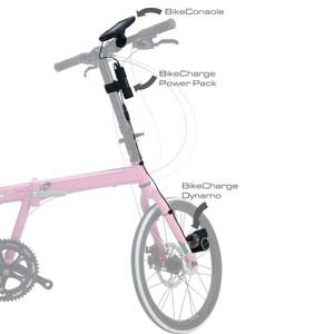 Tigra Sport BikeCharge PowerPack Mounted 2600mAh Emergency Battery