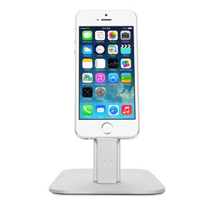 Twelve South HiRIse for iPhone 5S/5C/5 and iPad Mini - Silver