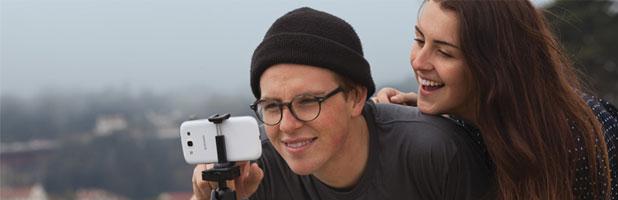 Joby GripTight Tripod Mount for Smartphones