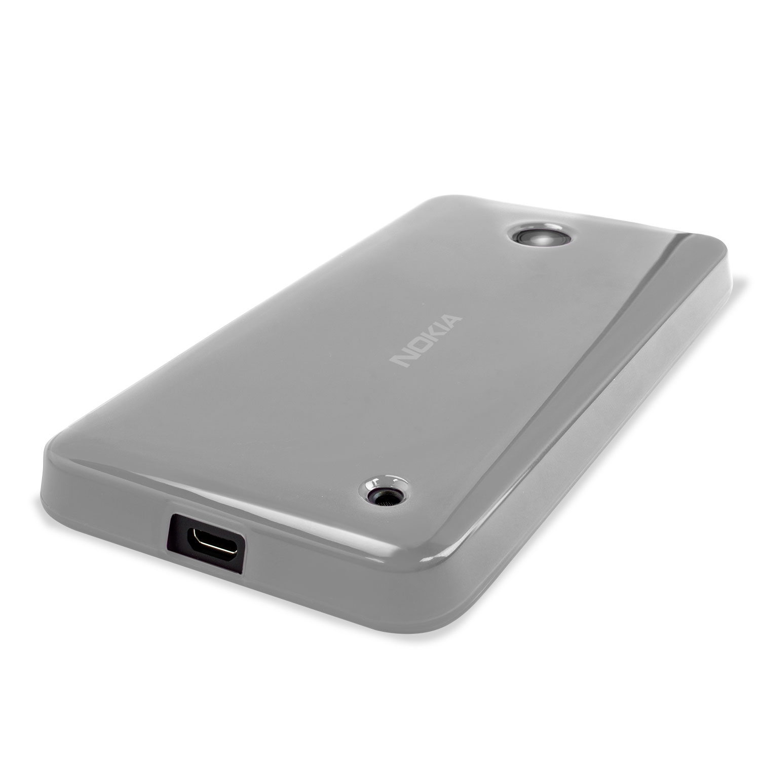 Flexishield Nokia Lumia 635 / 630 Gel Case - Clear