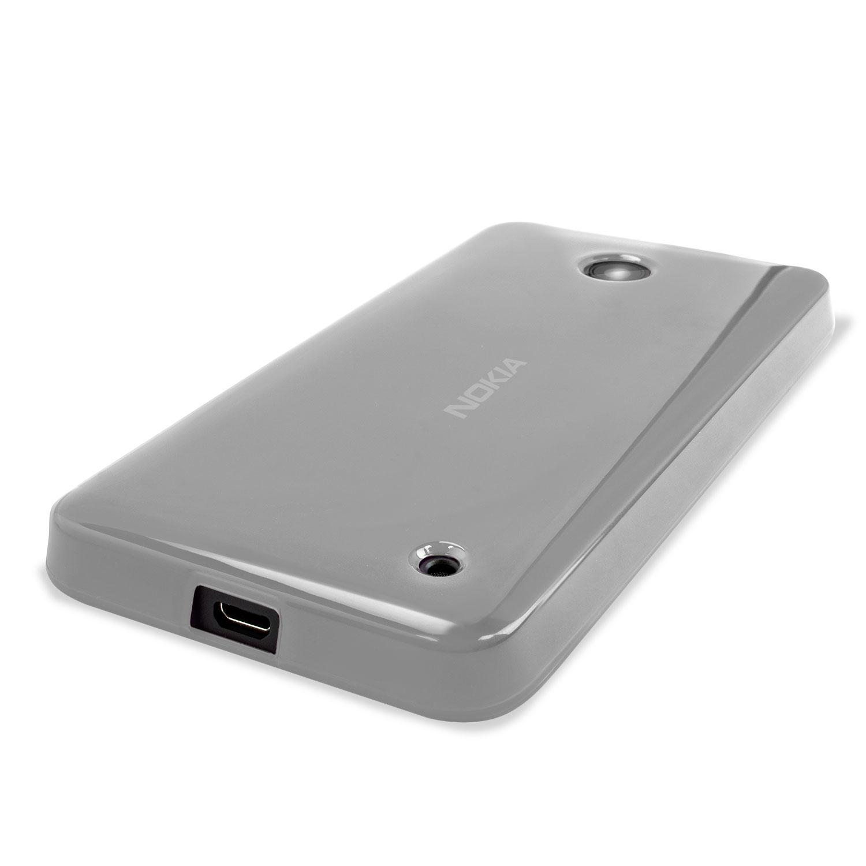 Flexishield Nokia Lumia 635 / 630 Gel Case - Clear