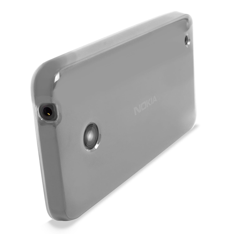huge selection of 2b23e 879f2 Flexishield Nokia Lumia 630 / 635 Gel Case - Frost white